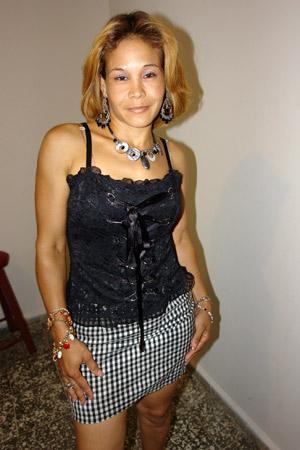 Chiffre Nr. 0342 - Marisol M. ist 35 Jahre
