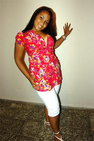 Chiffre Nr. 0389 - Grisabel A. ist 23 Jahre