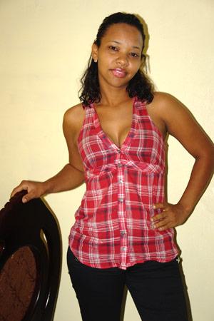 Chiffre Nr. 0447 - Mireya P. ist 29 Jahre