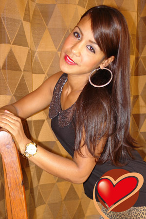 Chiffre Nr. 0621 - Juana G. ist 29 Jahre